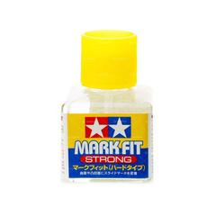 Tamiya Mark Fit Strong, Жидкость для нанесения декалей улучшенного действия, 40 мл.