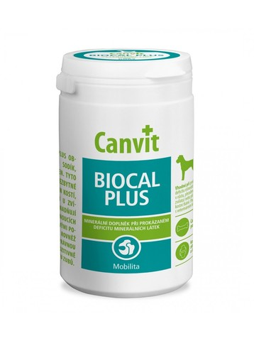 Canvit Biocal Plus for dogs