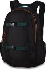 Рюкзак женский Dakine WOMENS MISSION 25L BLACK RIPSTOP