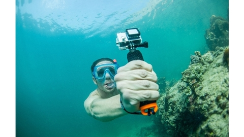Поплавок SP Pov Dive Buoy под водой