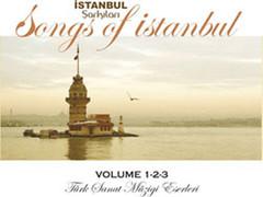 İstanbul Şarkıları 1-2-3 3 CD BOX SET