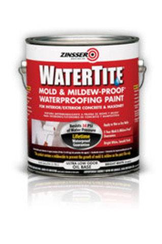 Watertite Waterproofing Paint краска водостойкая противогрибковая