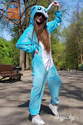 Заяц Голубой