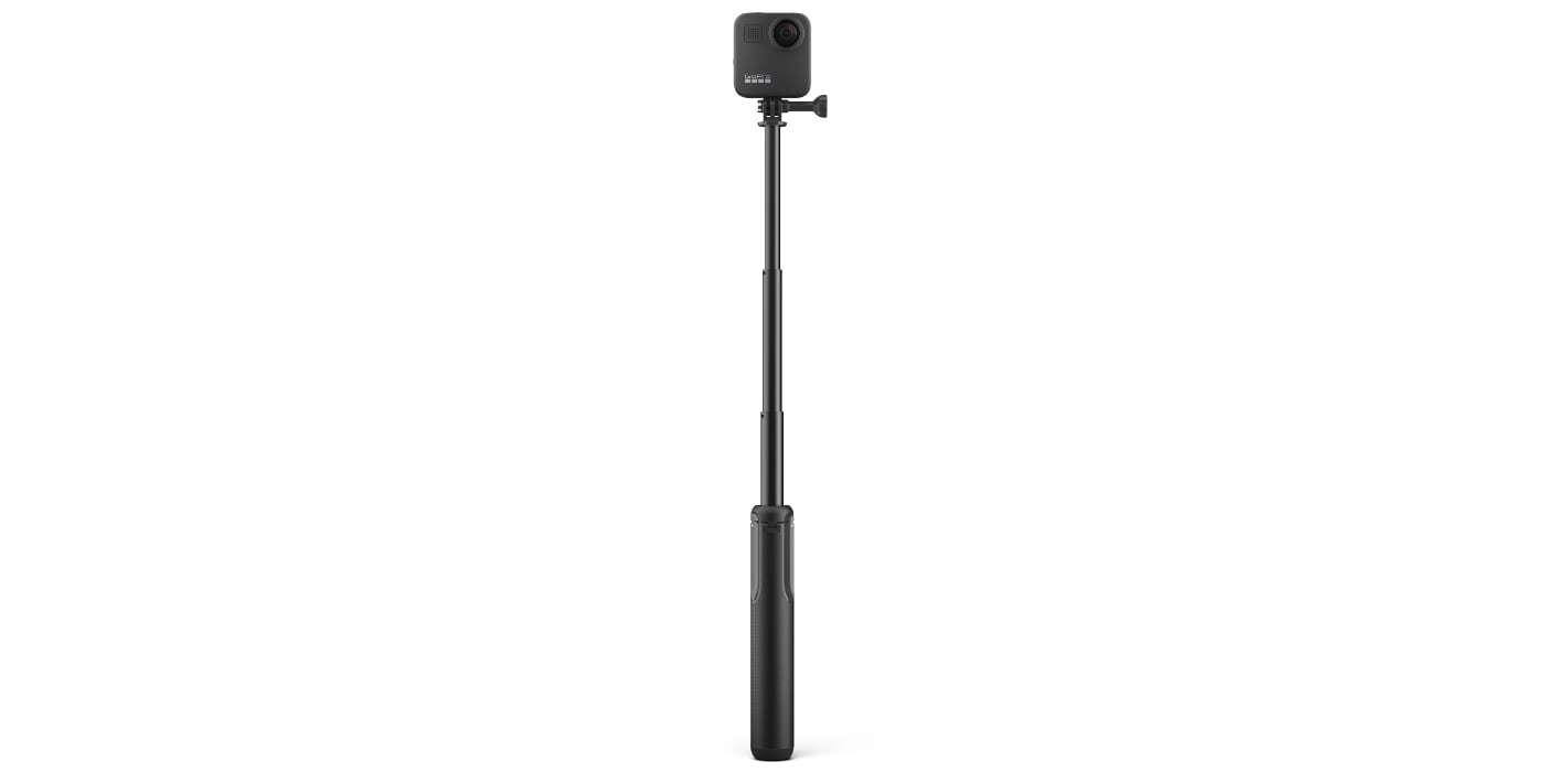 Телескопический монопод-штатив GoPro MAX Grip Tripod (ASBHM-002) раздвинут