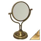 Косметическое зеркало Migliore Mirella ML.MRL-1300.DO золото