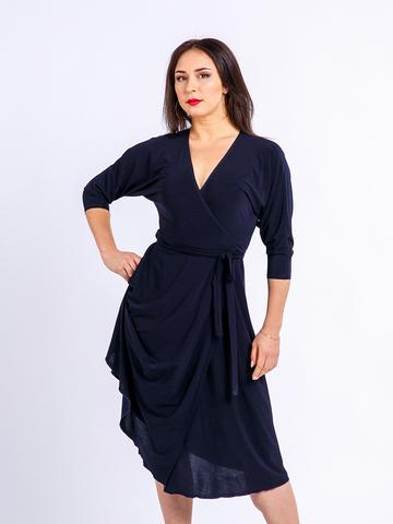 Платье с запахом арт.223