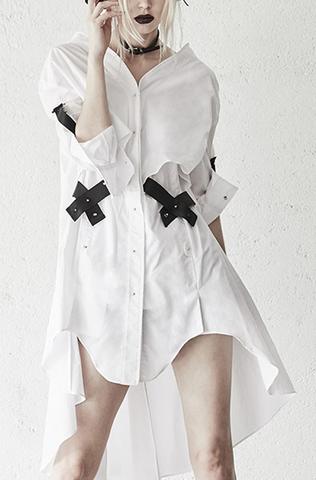 Платье-рубашка «YENA»