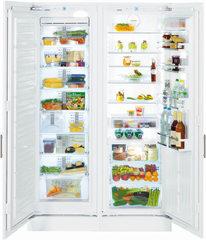 Холодильник встраиваемый Liebherr Premium NoFrost SBS 70I4-23 003 фото