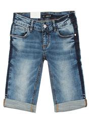 DJ9810 шорты женские, синие