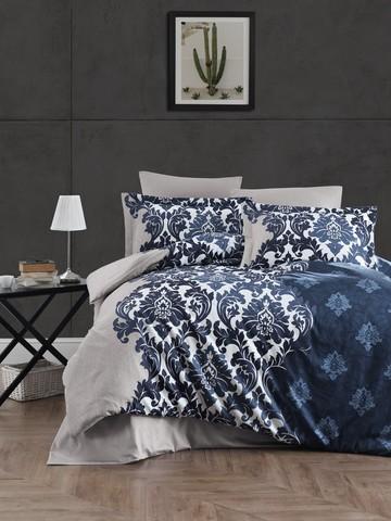 Комплект постельного белья DO&CO Сатин DELUX 1,5 спальное(50*70/1) (70*70/1) SIERRA