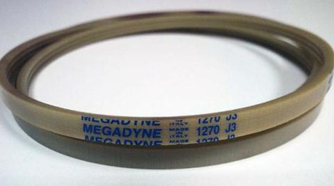 Ремень 1270 j3 Megadyne для стиральной машины Samsung (Самсунг) 1270 j3