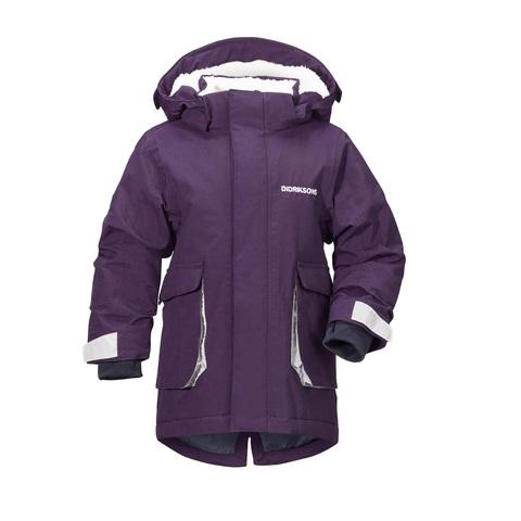 куртка Didriksons Indre Parka Berry Purple (фиолетовый)