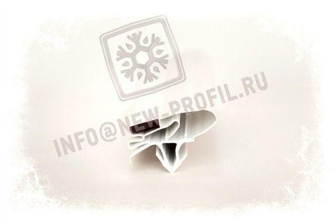 Уплотнитель 97*57 см для холодильника LG GR-389 STQ (холодильная камера) Профиль 003