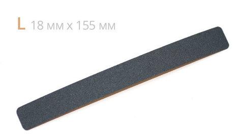 Сменные файлы 155*18 мм для основы L - 240 грит (50 штук)