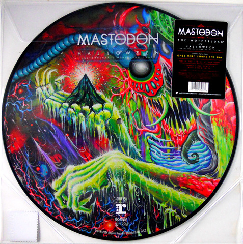 Mastodon / The Motherload (Picture Disc)(12