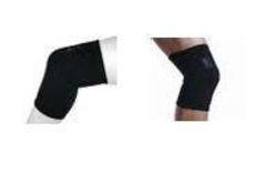 Наколенники Nikken KenkoTherm Knee Wrap Large (большой размер - ширина 16 см, длина 24 см)