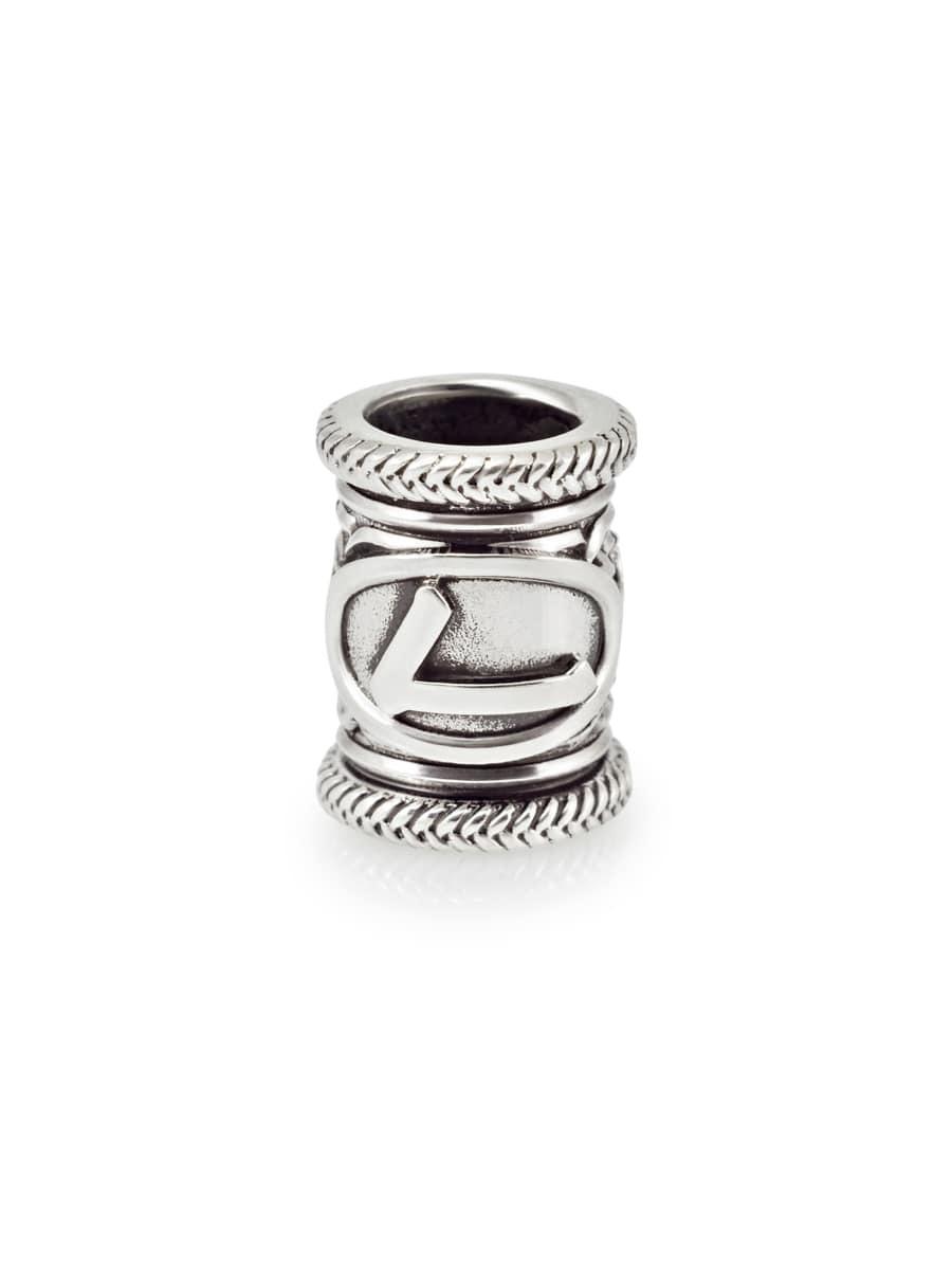 Серебряные шармы Шарм Лагуз из серебра runa-laguz-iz-serebra-925-proby-na-belom-fone-900-1200.jpg
