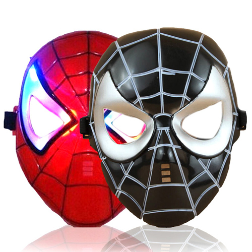 Light up Mask Superheroes