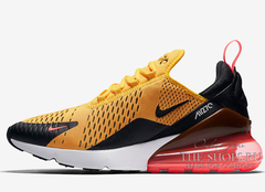Кроссовки Мужские Nike Air Max 270 Yellow/Black/White