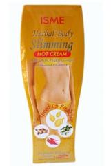 Isme Тайский крем от целлюлита Shape Firming Herbal Cream, 120 мл