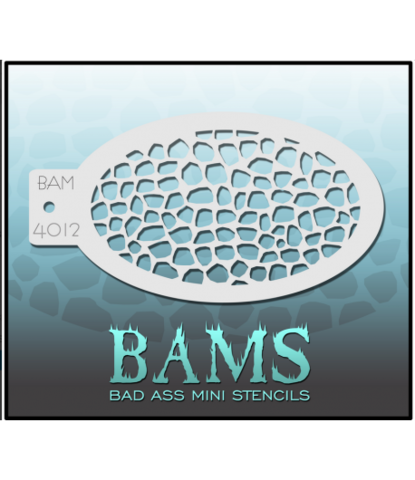 Трафарет BAMS 4012
