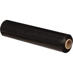 Стрейч-пленка для ручн.упак черная 180% 23мкм 50смx300м 3.17кг нетто