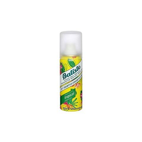 Сухой шампунь Batiste Dry Shampoo Tropical, 50 мл