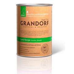 Grandorf Adult All Breeds Lamb для взрослых собак всех пород ягненок