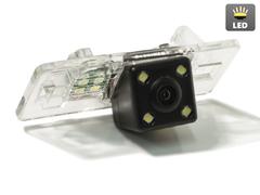 Камера заднего вида для Volkswagen Touareg II Avis AVS112CPR (001)