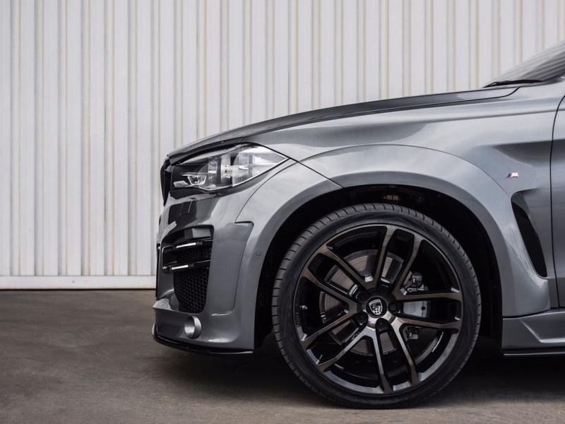 Обвес  Lumma CLR X6 R  для BMW X6 (F16)