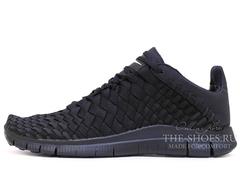 Кроссовки Мужские Nike Free Inneva Woven II SP Black