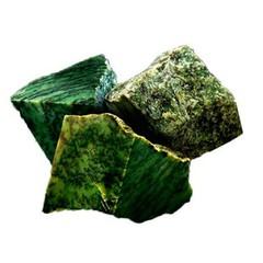 Камни для бани Нефрит, 10 кг