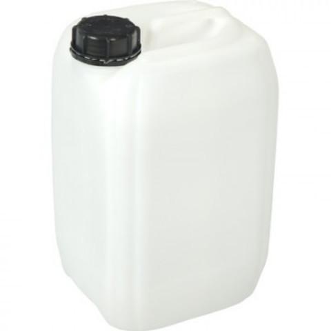Канистра пластиковая 10 литров, с крышкой