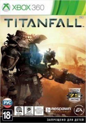 Xbox 360 Titanfall (русская версия)