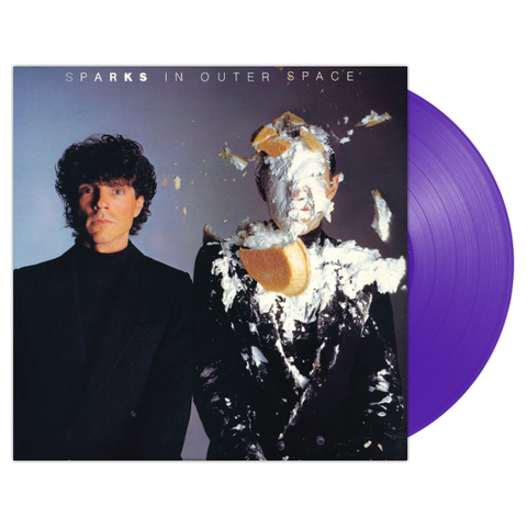 Sparks ‎/ In Outer Space (Coloured Vinyl)(LP)