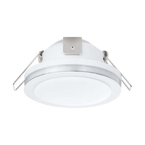 Светильник светодиодных встраиваемых влагозащищенный Eglo PINEDA 1 95917