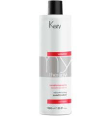 KEZY mytherapy volume collagen Volumizing conditioner Кондиционер для придания объема с морским коллагеном 1000  мл.