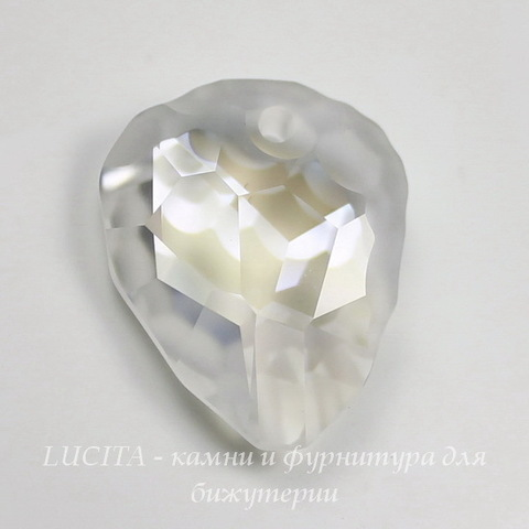 6190 Подвеска Сваровски Rock Crystal Moonlight  (23 мм)