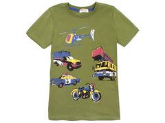 702-26 футболка детская, хаки