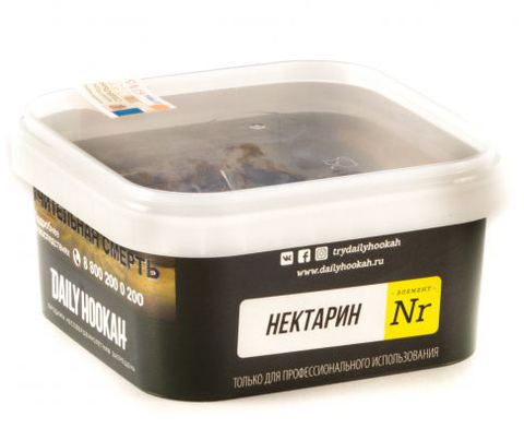 Daily Hookah - Нектарин, 250 грамм