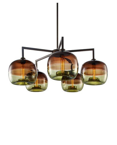 replica Niche Modern Stamen chandelier (5 lamp)