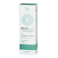 Мезокрем дневной для лица 40+ Интенсивное омоложение (50 мл MEZOcomplex) безинъекционный