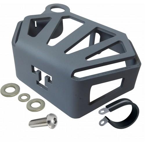 TITAN Защита тормозного бачка LC алюминиевая