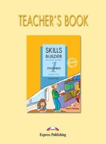 skills builder movers 1 teacher's book - книга для учителя revised format 2007