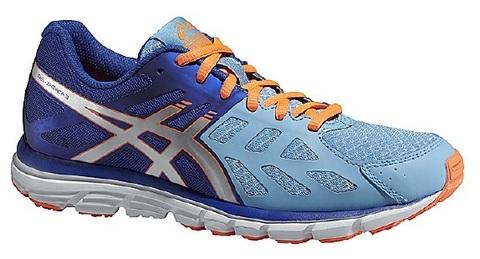 Asics Gel-Zaraca 3 женские кроссовки для бега blue