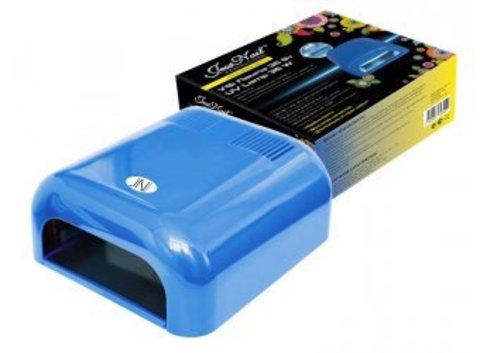 UV лампа JessNail 36W  (4шт. * 9W) темно-синий глянец