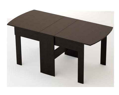 Стол-книжка ЭМПОЛИ-03 венге