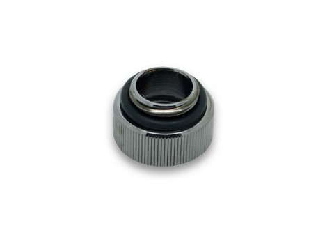 EK-AF Extender 8mm M-F G1/4 - Black Nickel