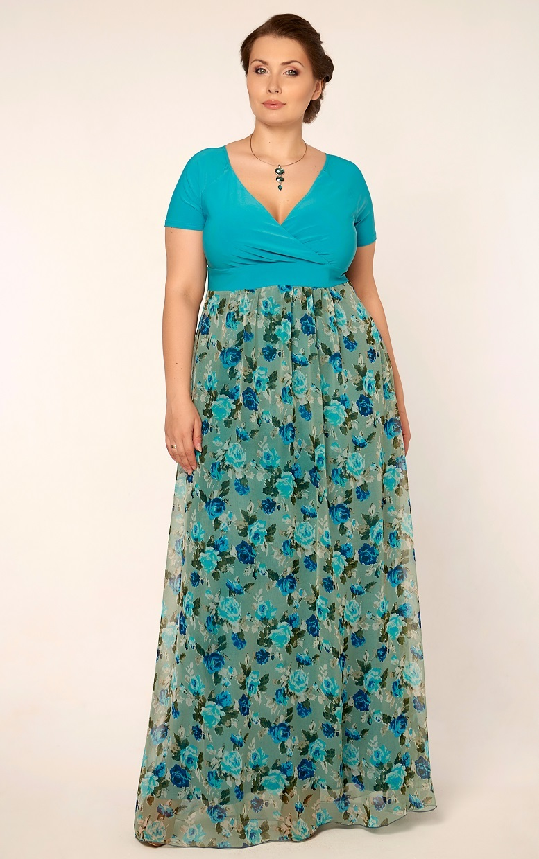 Платье 39-051