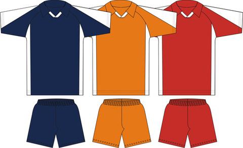 Форма футбольная Ф-008